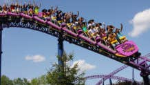 10 best theme parks for roller coasters