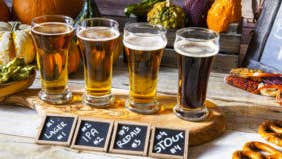 Top 10 states for beer lovers