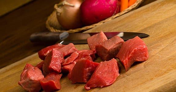 Stew meat, butternut squash © littleny/Shutterstock.com