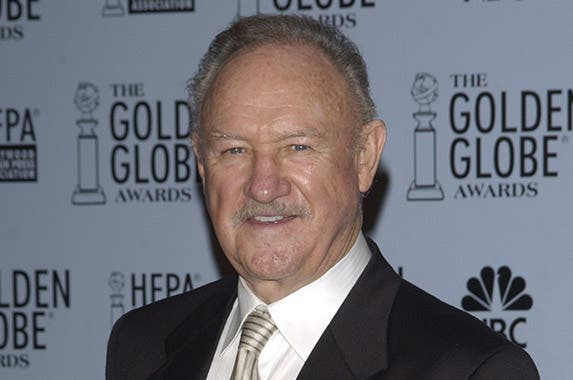 Gene Hackman © Featureflash/Shutterstock.com