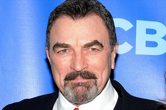 Tom Selleck © Joe Stevens ./Retna Ltd./Corbis