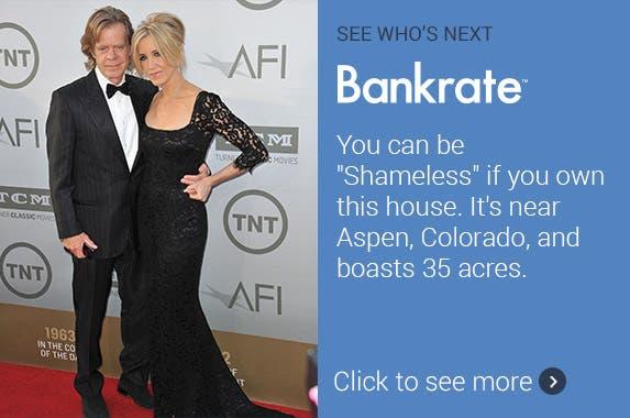 What's Next   William H. Macy and Felicity Huffman: © Jaguar PS/Shutterstock.com