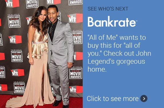 What's Next | John Legend and Chrissy Teigen © DFree/Shutterstock.com