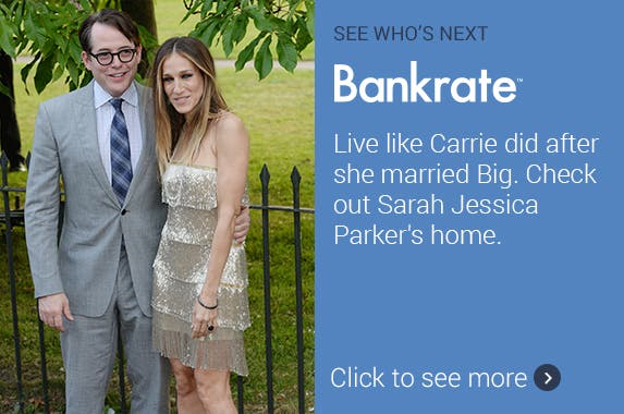 What's Next | Sarah Jessica Parker and Matthew Broderick: © Rune Hellestad/Corbis