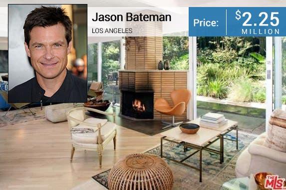 Jason Bateman © s_bukley/Shutterstock.com; House: Realtor.com