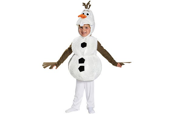Olaf Photo courtesy of Halloween Express