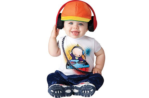 Baby DJ Photo courtesy of www.wholesalehalloweencostumes.com