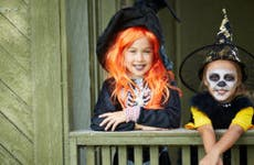 kids dressed up for halloween © Pressmaster/Shutterstock.com