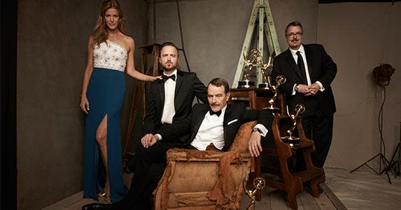 Financially 'Breaking Bad' | Larry Busacca/NBC/Getty Images