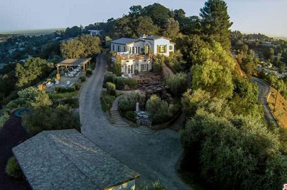 Tom Cruise's California compound for sale