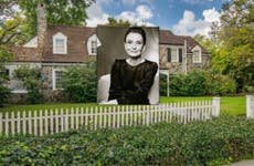Audrey Hepburn: © Adam Knott/Corbis; Photos courtesy of Bret Parsons and Coldwell Banker Previews International; Photos taken by Marco Franchina