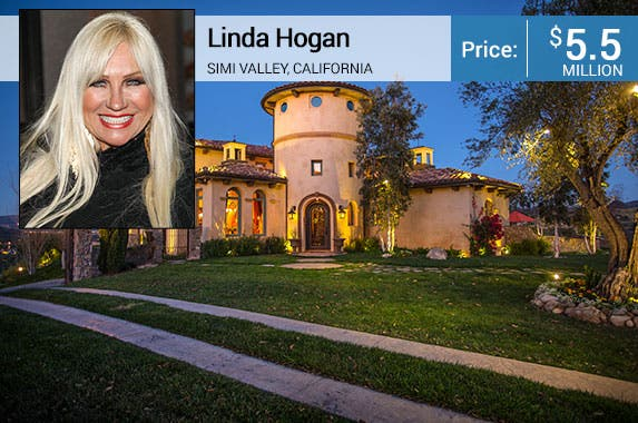 Linda Hogan's estate for sale