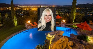 Linda Hogan's house for sale