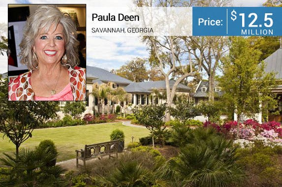 Paula Deen's house for sale