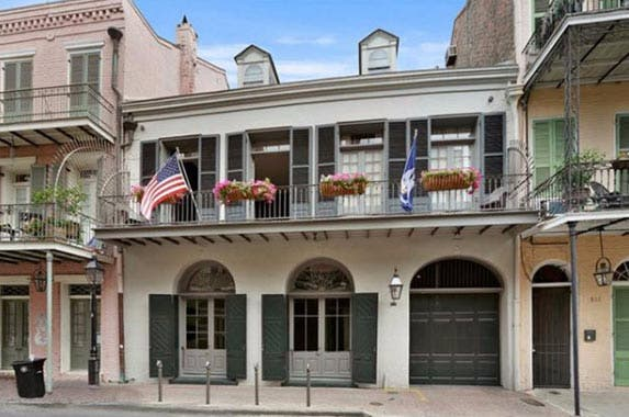 Brangelina's NOLA house for sale