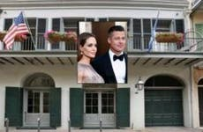Brad Pitt and Angelina Jolie's house for sale
