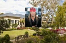 Bret Michaels' house for sale