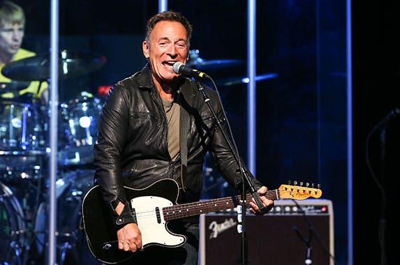Bruce Springsteen © Debby Wong/Corbis