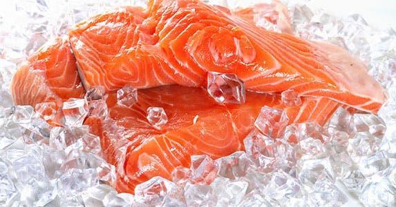 Salmon, mackerel © iStock