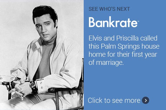 Elvis Presley © Bettmann/CORBIS