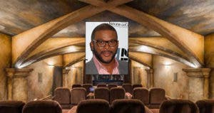 Tyler Perry: © Nancy Kaszerman/ZUMA Press/Corbis; House: Redfin