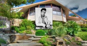 Elvis Presley © Bettmann/CORBIS; House: Realtor.com