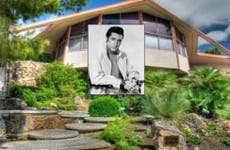 Elvis Presley © Bettmann/CORBIS; House: Realtor.com