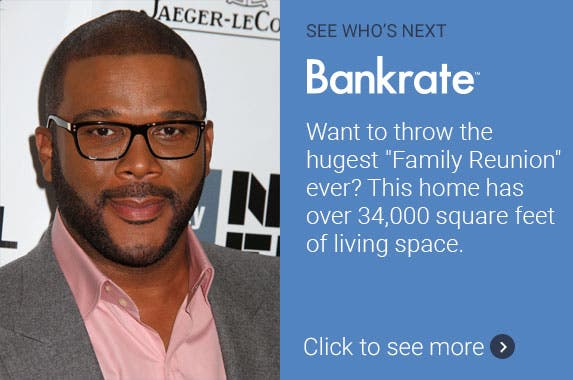 Tyler Perry © Nancy Kaszerman/ZUMA Press/Corbis