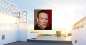 Jean-Claude Van Damme © Stephane Cardinale/People Avenue/Corbis; House: Realtor.com