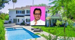 Marc Anthony: © CARLO ALLEGRI/Reuters/Corbis; House: Realtor.com