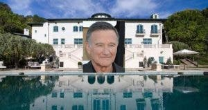 Robin Williams | Jason Kempin/Getty Images; House: Realtor.com