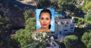 Kerry Washington   JB Lacroix/WireImage/Getty Images; House: Redfin
