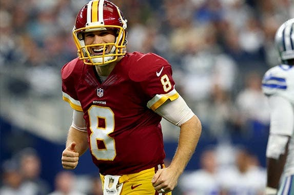 Kirk Cousins | Ronald Martinez/Getty Images Sport/Getty Images