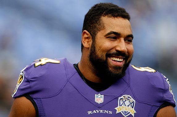 John Urschel | Matt Hazlett/Getty Images Sport/Getty Images