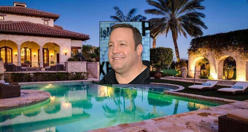 Celebrity House Sold: Kevin James   Bankrate.com