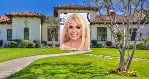 Britney Spears | Steve Granitz/WireImage/Getty Images; House: Redfin