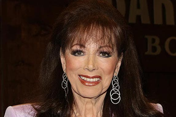Jackie Collins | Paul Archuleta /Getty Images