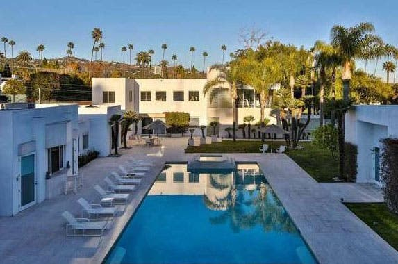Author Jackie Collins' romantic estate for sale | Realtor.com