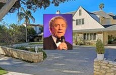 Al Martino | ullstein bild/Getty Images; House: Redfin