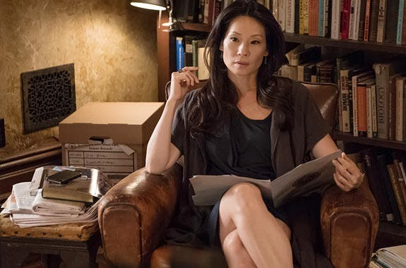 Lucy Liu | CBS Photo Archive/Getty Images
