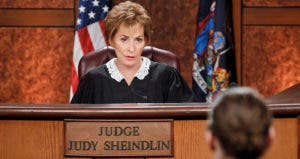 Judge Judy   CBS Photo Archive/Getty Images