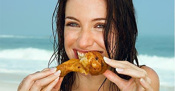 Fried chicken | Karan Kapoor/Getty Images