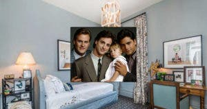 Peek inside the 'Full House' home | 'Full House' cast: ABC Photo Archives/Getty Images; House: Redfin