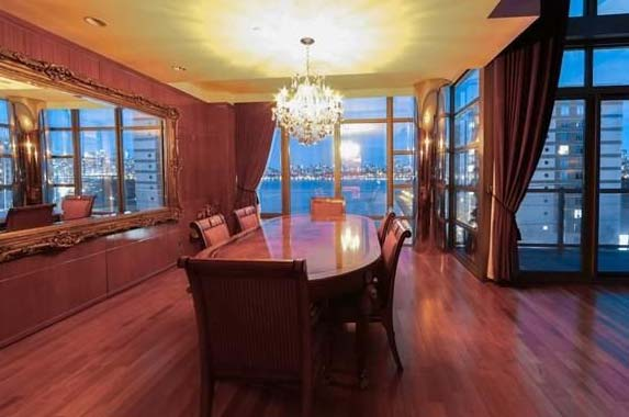 See Ice T's 'special view unit': his stunning penthouse | Realtor.com