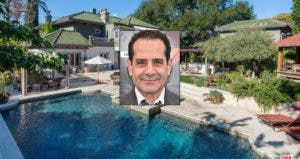 'Monk' star Tony Shalhoub sells his vintage LA home | Tony Shalhoub: Dimitrios Kambouris/Getty Images; House: Redfin.com