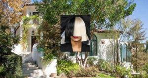 Sia | Noel Vasquez/Getty Images; House: Redfin