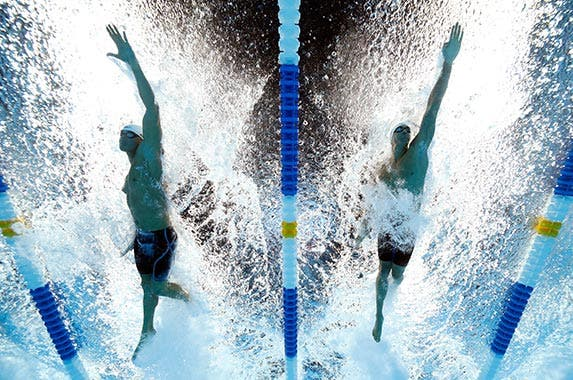 Anthony Ervin | Tom Pennington/Getty Images