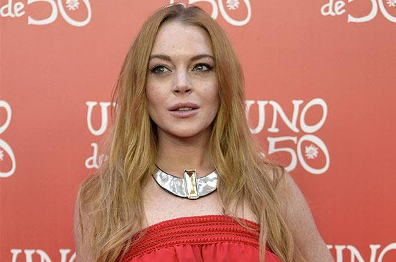 Lindsay Lohan | Fotonoticias/Getty Images