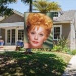 Lucille Ball's Hollywood starter home lists for $1.75M