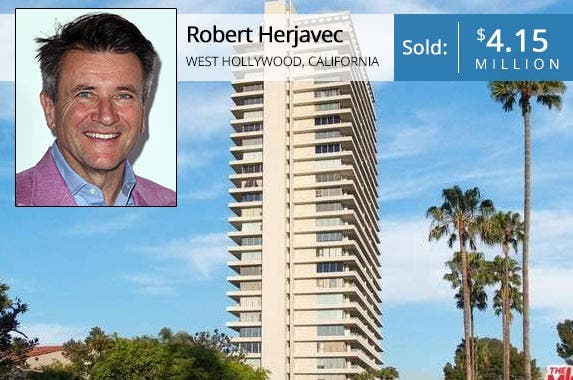 Robert Herjavec | David Livingston/Getty Images; House: Redfin